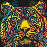 Dean Russo- Tiger Prints by Dean Russo