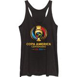 Juniors Tank Top: COPA America- Centenario Logo Shirts