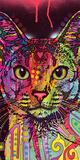 Dean Russo- Cat Whiskers Pôsters por Dean Russo