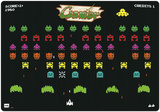 Retro Gamer Desk Mat Sottomano