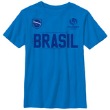 Youth: COPA America- Brasil Shield Cup T-shirts