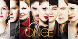 Once Upon A Time- Main Cast Print