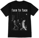 Face To Face- Live On Stage T-shirts
