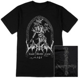 Watain- Rabid Death Curse (Front/Back) Shirts