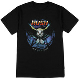Rush- Fly By Night Swoop T-shirts