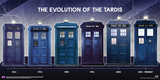 Doctor Who- Tardis Evolution Photo