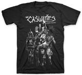 The Casualties- Chaos Sound T-shirts