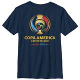 Youth: COPA America- Centenario Logo T-shirts