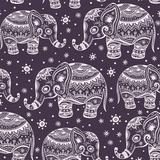 Elephants- Batik Posters