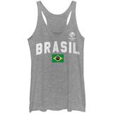 Juniors Tank Top: COPA America- Brazil Classic T-Shirt