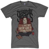 The Wonder Years- No Comfort T-shirts