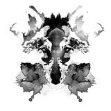 Robert Farkas- Rorschach Fox Prints by Robert Farkas