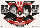 Batman vs Superman Desk Mat Protector de escritorio
