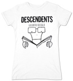 Juniors: Descendents- Everything Sucks T-Shirt