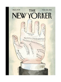 The New Yorker Cover - March 28, 2016 Regular Giclee Print by Barry Blitt