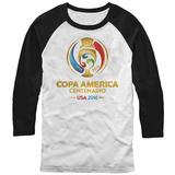 Long Sleeve: COPA America- Centenario Logo Shirts