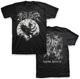 Tsjuder- Legion Helvete (Front/Back) T-Shirts