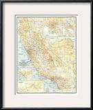 1954 California Prints