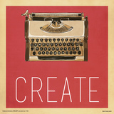 Create Typewriter Poster