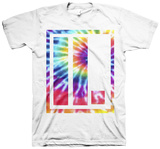 Letlive- Tie Dye Logo Shirts
