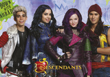 Disney Descendants Desk Mat Desk Mat