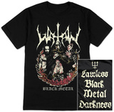 Watain- Black Metal (Front/Back) T-shirts