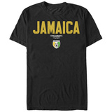 COPA America- Jamaica Flag Shield Shirt