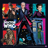 Doctor Who- Twelfth Doctor Coming Posters