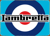 Lambretta Target Peltikyltti
