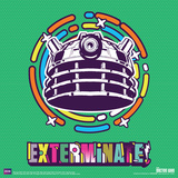 Doctor Who- Dalek Exterminate Photo