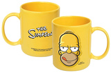 Simpsons Embossed Homer 20 Oz Mug Mug