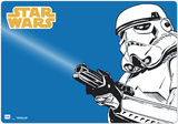 Star Wars Stromtrooper Desk Mat Skrivebordsunderlag