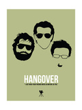 Hangover Poster by David Brodsky