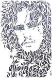 Jon Snow Poster von Cristian Mielu