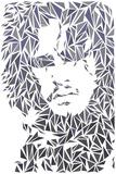 Jon Snow Poster di Cristian Mielu