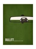 Bullitt Plakater af David Brodsky