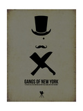 Gangs of New York Poster von David Brodsky