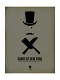 Gangs of New York Poster di David Brodsky