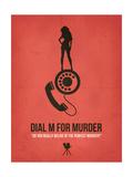 Perfect Murder Kunstdrucke von David Brodsky