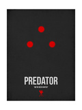 Predator Posters by David Brodsky