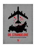 Strangelove Premium giclée print van David Brodsky