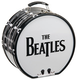 The Beatles Drum Shaped Tin Lunchbox Lunch Box
