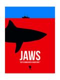 We Need a Bigger Boat Poster af David Brodsky