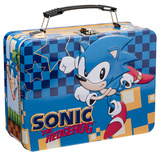 Sonic the Hedgehog Tin Lunchbox Lunch Box