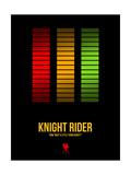 Knight Rider Poster von David Brodsky