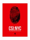 Csi Print by David Brodsky