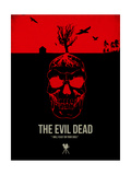 The Evil Dead Prints by David Brodsky
