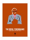 The Royal Tenenbaums Kunst von David Brodsky