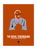 The Royal Tenenbaums Art by David Brodsky