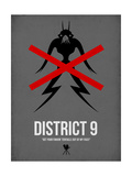 District Poster by David Brodsky